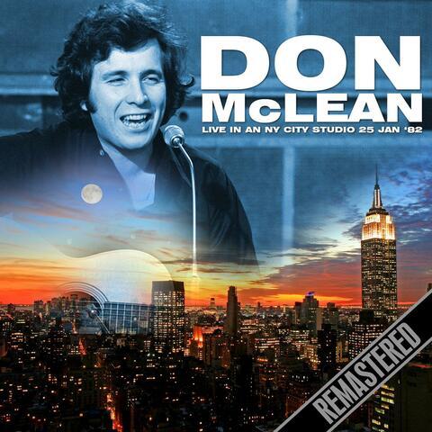 Live in an NY City Studio 25 Jan '82