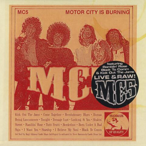 Motor City Is Burning