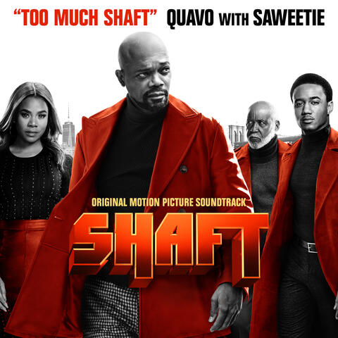 Too Much Shaft (with Saweetie)