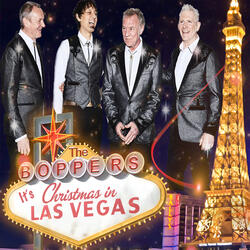 It's Christmas in Las Vegas