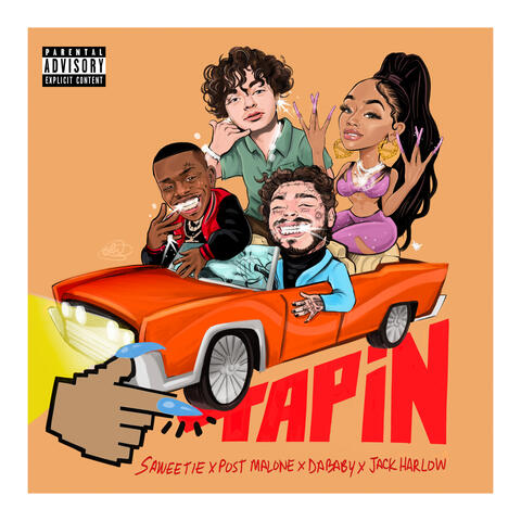 Tap In (feat. Post Malone, DaBaby & Jack Harlow)