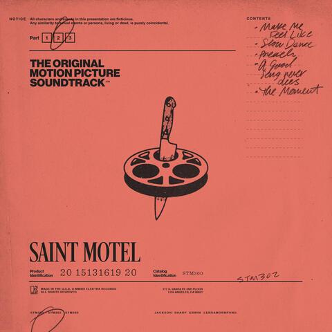 The Original Motion Picture Soundtrack: Pt. 2