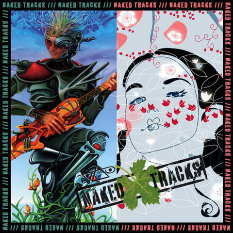 Naked Tracks Vol. 5 (The Ultra Zone / Real Illusions - Mixes With No Lead Guitar)