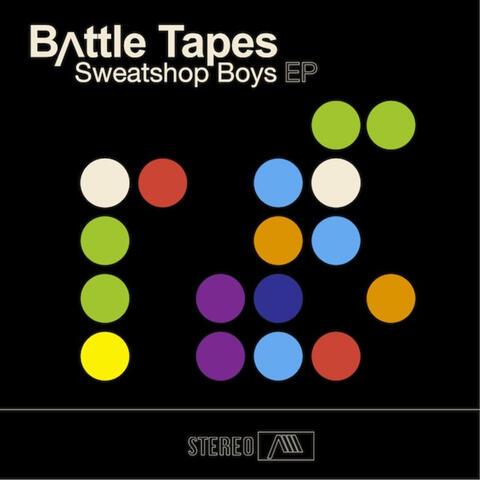 Sweatshop Boys - EP