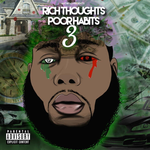 Rich Thoughts Poor Habits 3