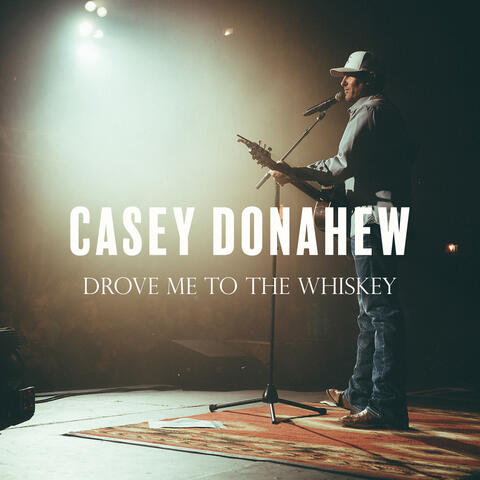 Drove Me to the Whiskey