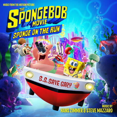The SpongeBob Movie: Sponge on the Run (Music from the Motion Picture)