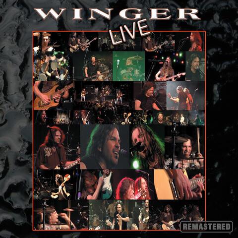 Winger Live (Remastered)