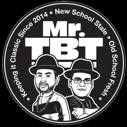 Mr. Throwback Thursday