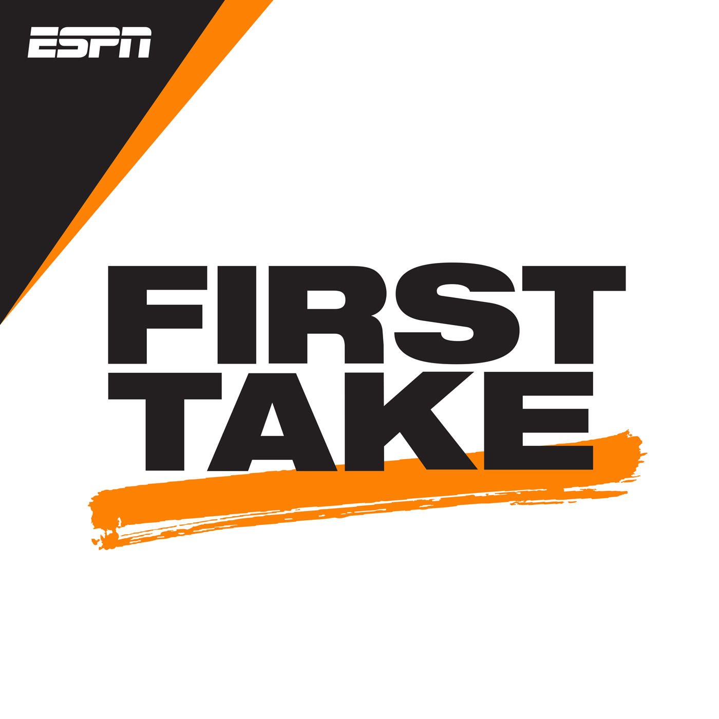 First Take podcast cover photo