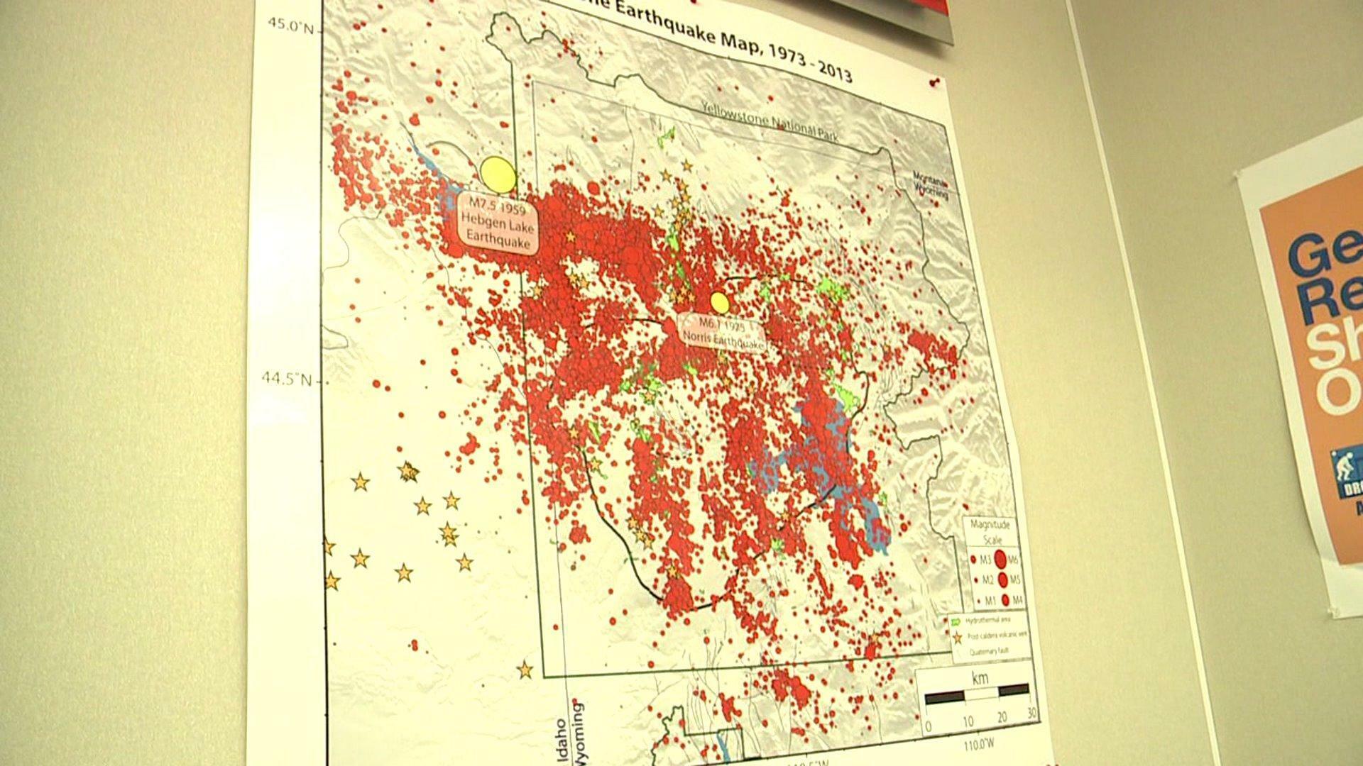Idaho Earthquakes Providing Rare Opportunity | 1290 WJNO