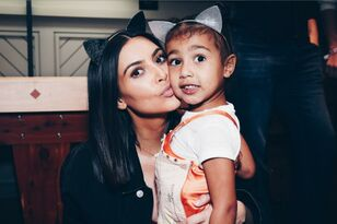 Kim Kardashian Dishes on When She'll Start Letting North West Wear Makeup