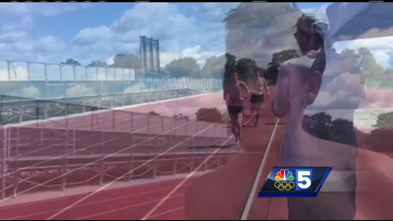 New Barefoot Running Record Set by Vermont Man