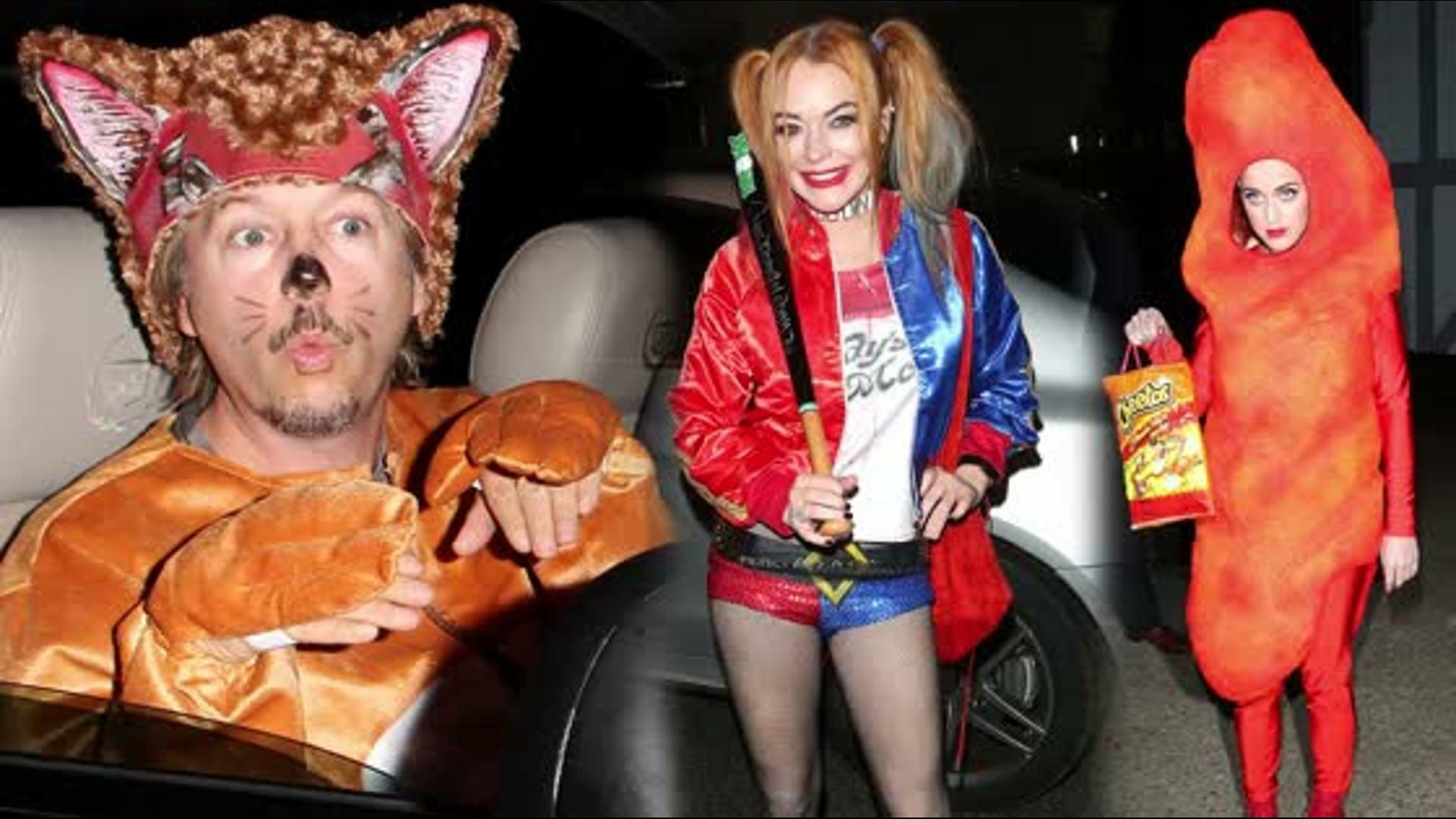 remembering some of the best celebrity halloween costumes | ticket 760