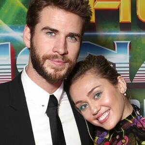 Miley Cyrus and Liam Hemsworth Make Red Carpet Return