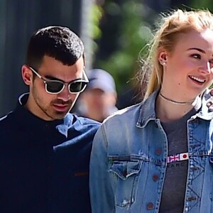 Sophie Turner Is Younger Than Joe Jonas by This Many Years
