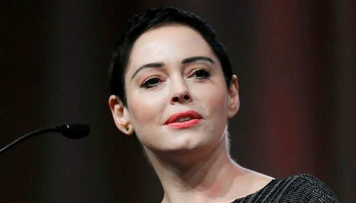 Rose McGowan: Arrest Warrant Is Effort to Silence Me on STAR 94.1