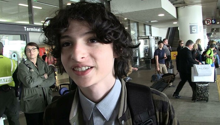 'Stranger Things' Star Finn Wolfhard Talks Kissing Millie Bobby Brown on STAR 94.1
