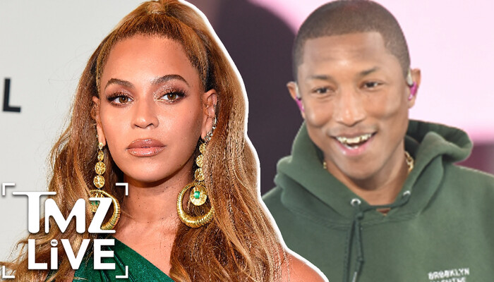 Beyonce & Pharrell Raise Nearly $40k for The Lung Transplant Project on Channel 933