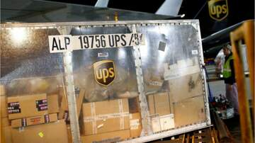 Holidays - UPS Warns Of Holiday Delivery Delays