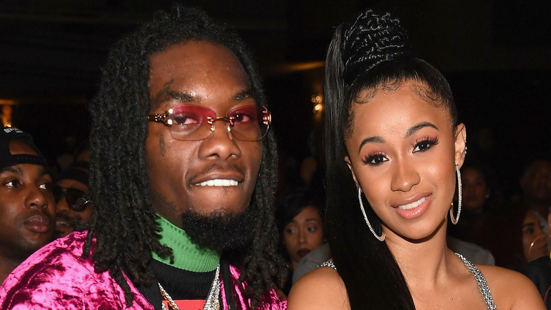 Offset S Is Still Cheating On Cardi B With Some Self: Cardi B Confirms Offset Cheated On Her, But She's Not