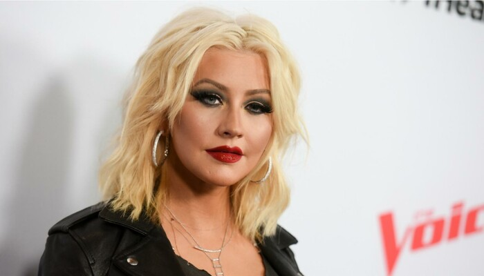 Christina Aguilera Teases First New Album In Five Years  on Channel 933