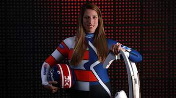 2018 Winter Olympics -  Luger Erin Hamlin Will Carry US Flag Into Opening Ceremony