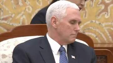2018 Winter Olympics - Mike Pence Avoids North Korean Delegation During Opening Ceremony