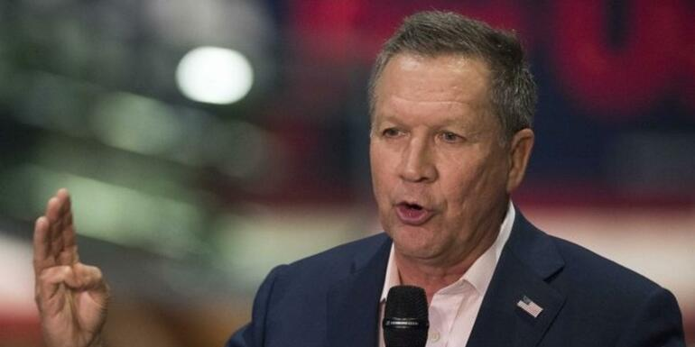 Kasich Urges Congress To Move On Gun Control