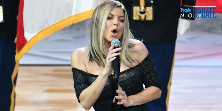 Fergie Breaks Silence On NBA All-Star National Anthem: 'I Tried My Best'