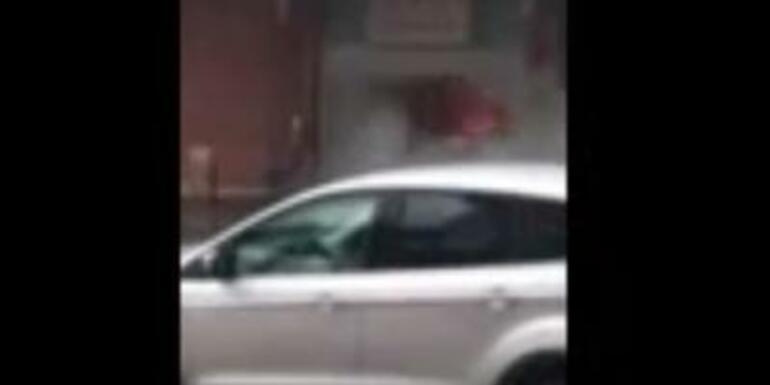 Man Crashes Car Into Connecticut Hospital, Set Himself on Fire