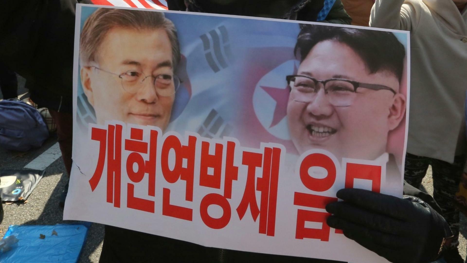 North Korean Leader Meets With South Korean Envoys   KSSN 96