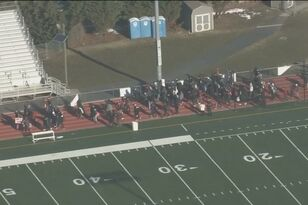 Students Across U.S. Stage Walkout To Protest Gun Violence