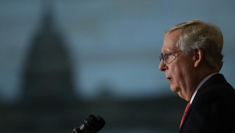 Congress Releases Details Of Spending Bill