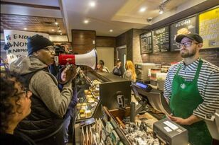 Starbucks To Close On May 29 For Racial-Bias Training Session