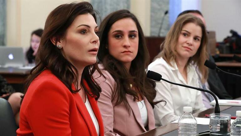 Senators Probe Sexual Abuse Of Olympic Athletes