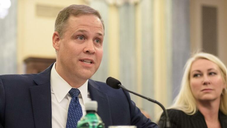 Jim Bridenstine Confirmed As New NASA Administrator
