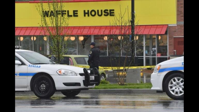 Citizens' Tip Led To Arrest Of Waffle House Shooter