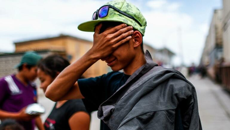 Caravan Migrants Will Be Prosecuted If They Enter U.S.