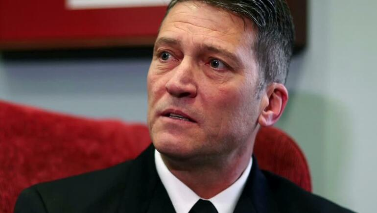 Doctor Ronny Jackson Withdraws As Nominee To Head Veterans Affairs