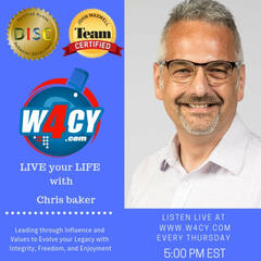 LIVE your LIFE with Chris Baker