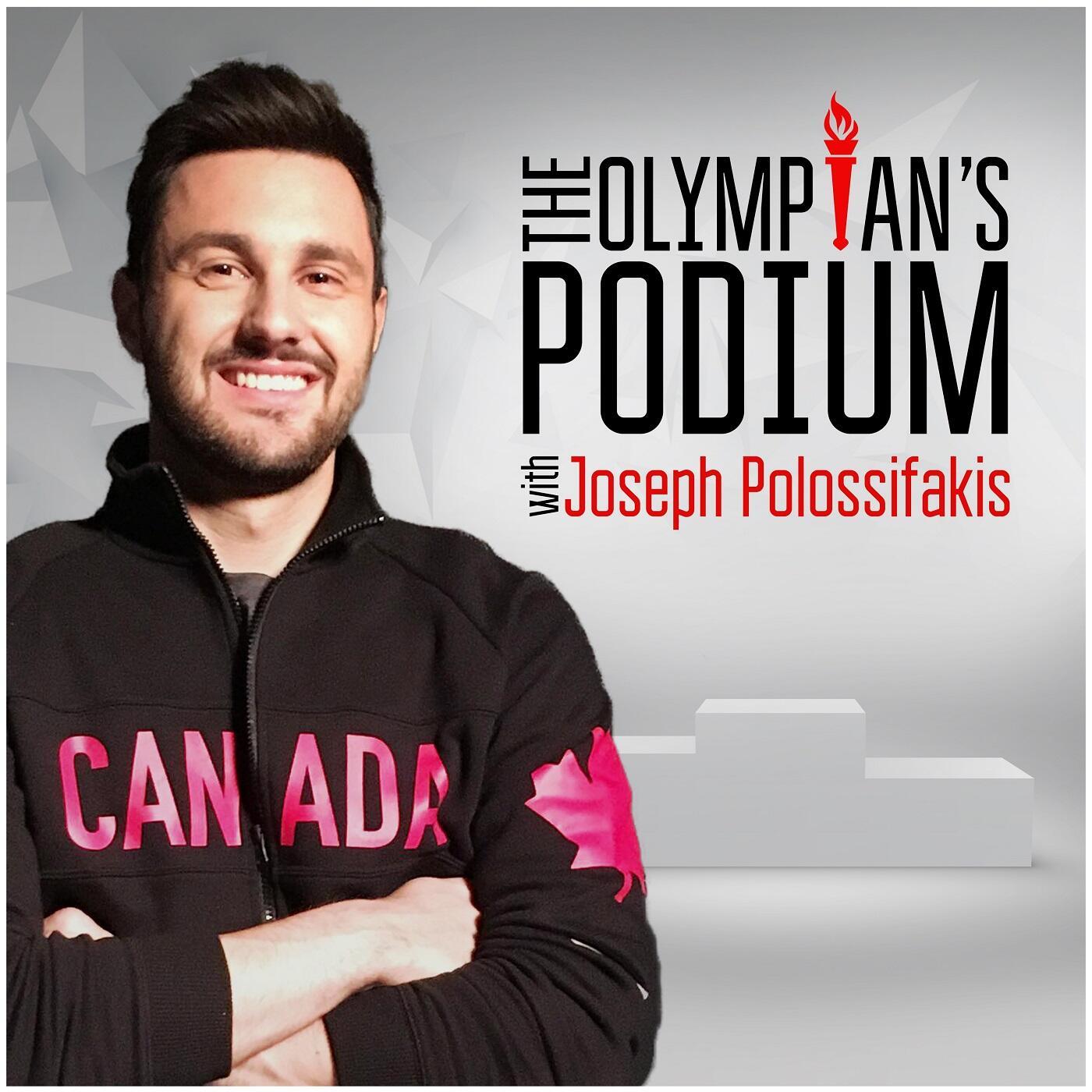 The Olympian's Podium