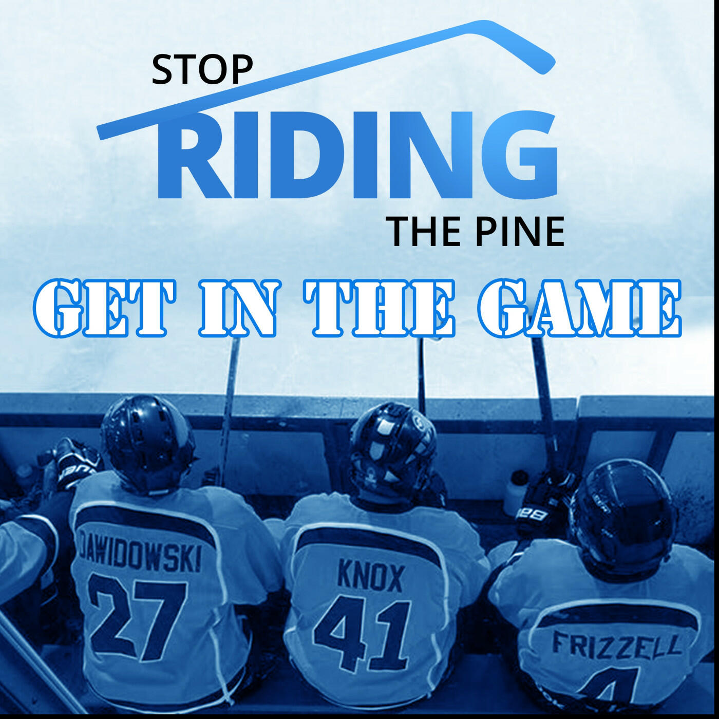 Stop Riding the Pine Podcast