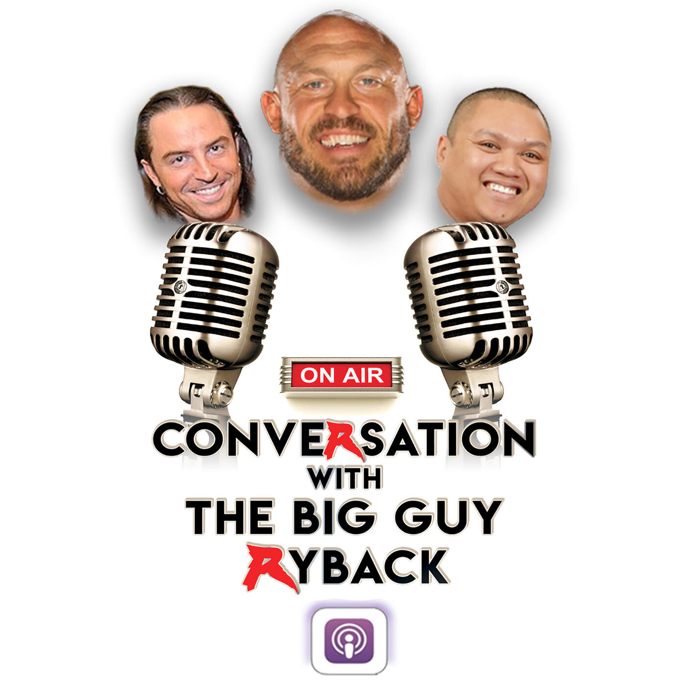 Listen Free to Conversation with the Big Guy Ryback on iHeartRadio Podcasts | iHeartRadio