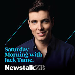 Mike Yardley: Christchurch travel - Saturday Morning with Jack Tame