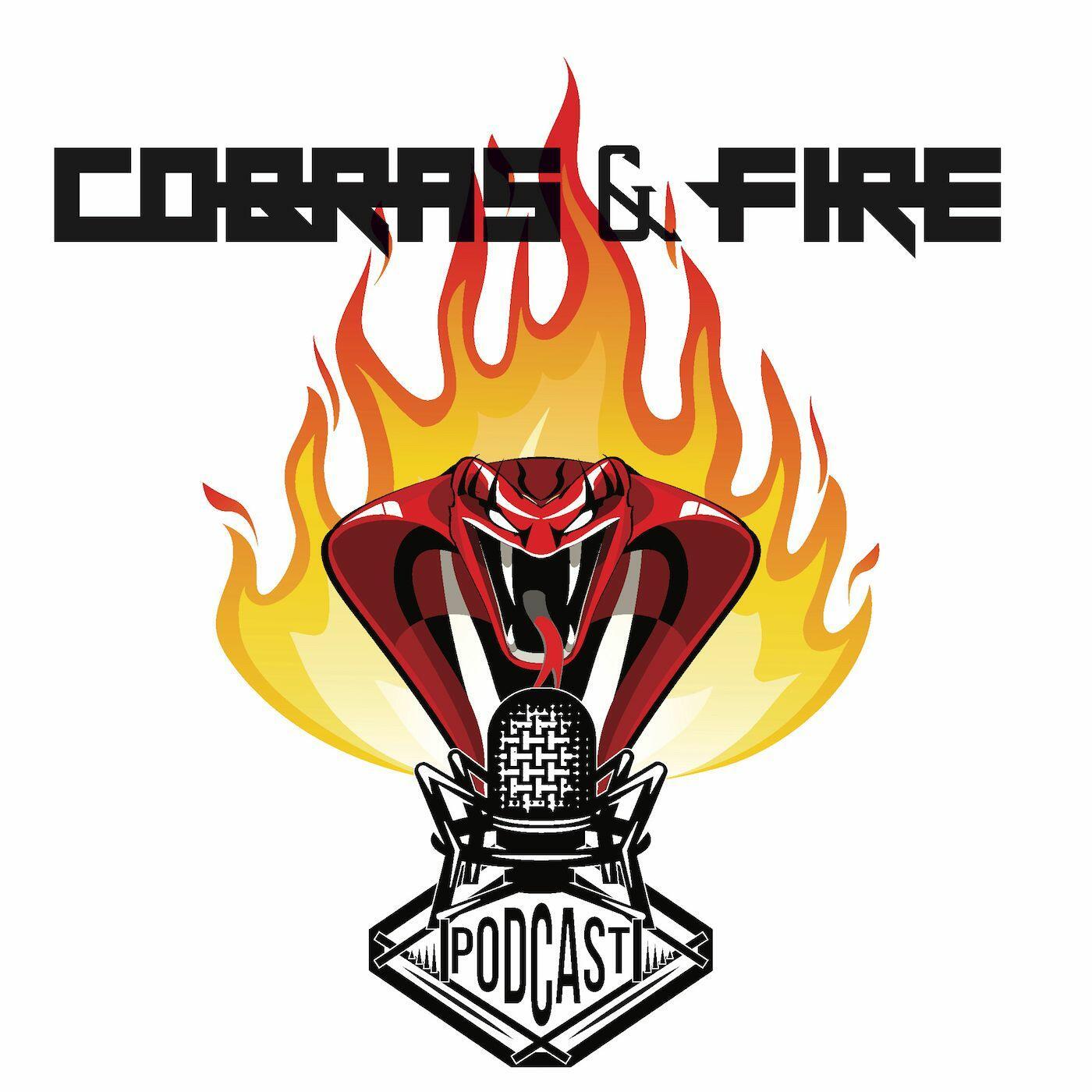 Cobras & Fire: Comedy / Rock Talk Show