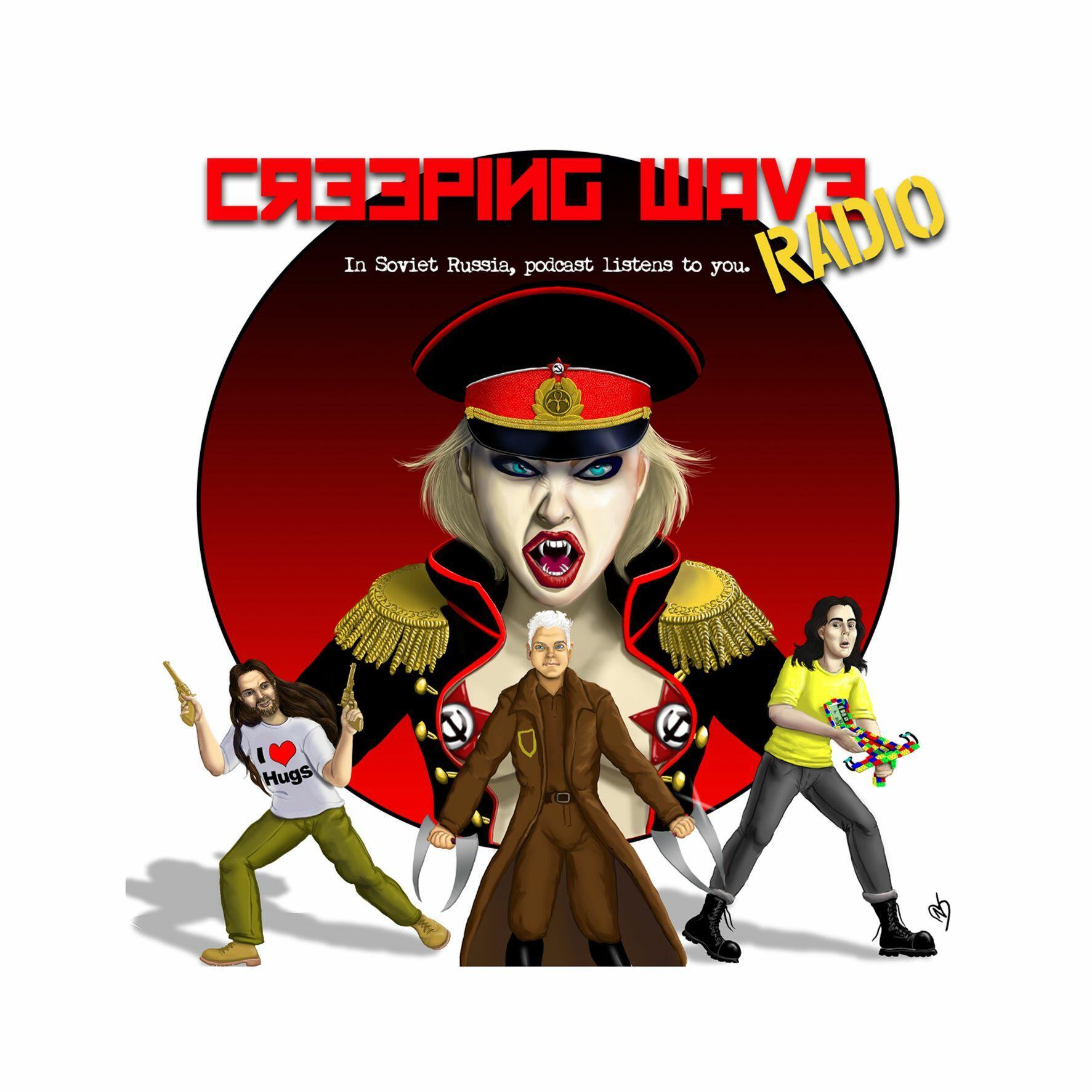 Creeping Wave Radio