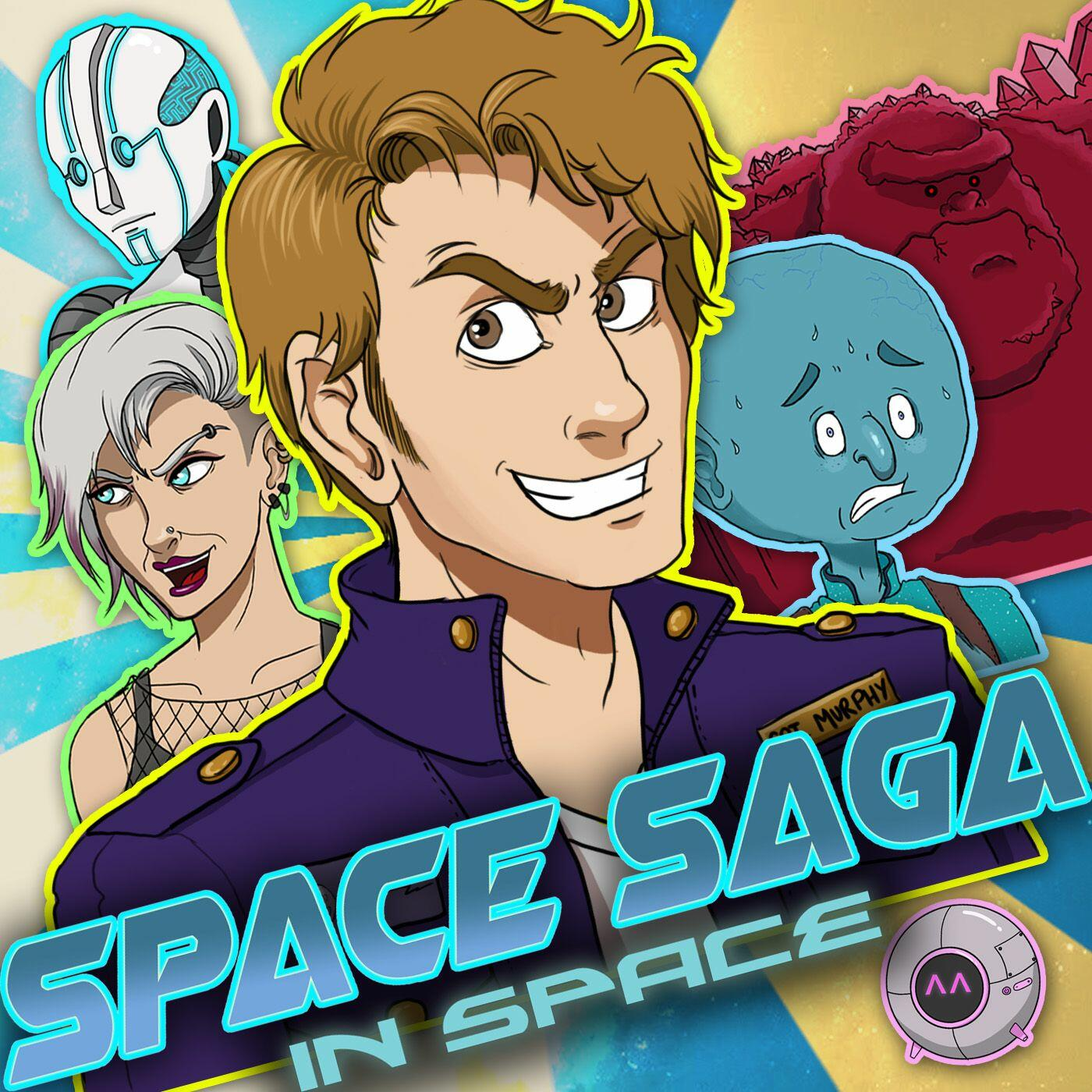 Space Saga (In Space)