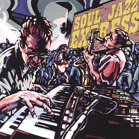 Soul Jazz Express