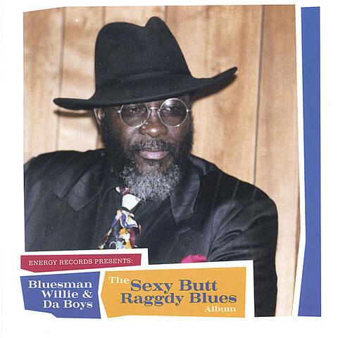 Bluesman Willie & Da Boys